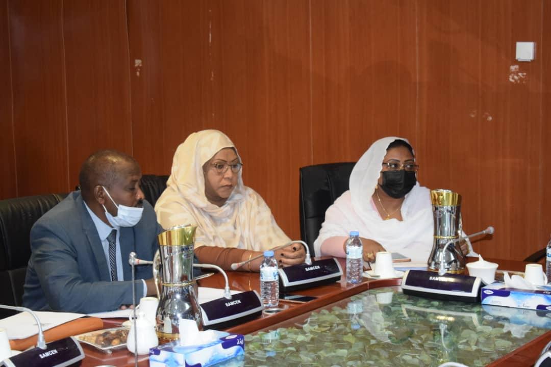 اللجنة الوطنية لمكافحة الإتجار بالبشر تعقد إجتماعها الدوري